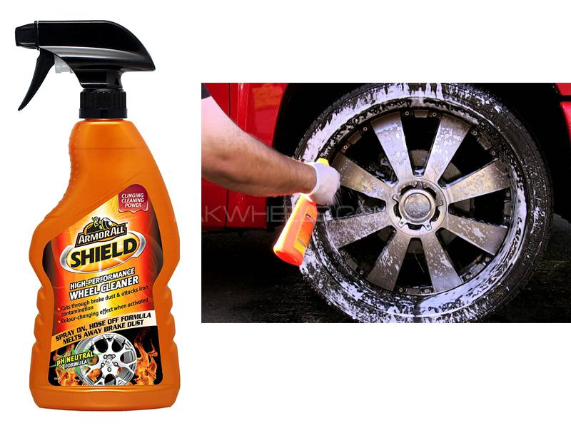 ArmorAll Shield High Performance Wheel Cleaner 500ml in Lahore