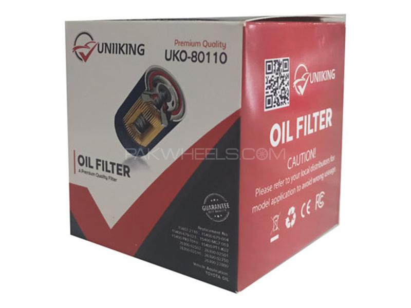 Uniking Oil Filter For Suzuki Cultus 2007-2016 Image-1