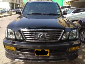 Used Lexus LX Series LX470 2005