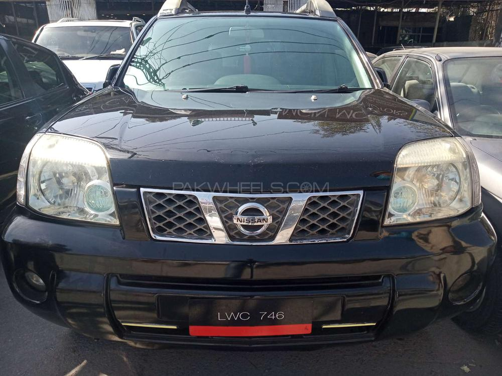 5034e16457 Nissan X Trail 2.5 SLX Automatic 2005 for sale in Rawalpindi ...