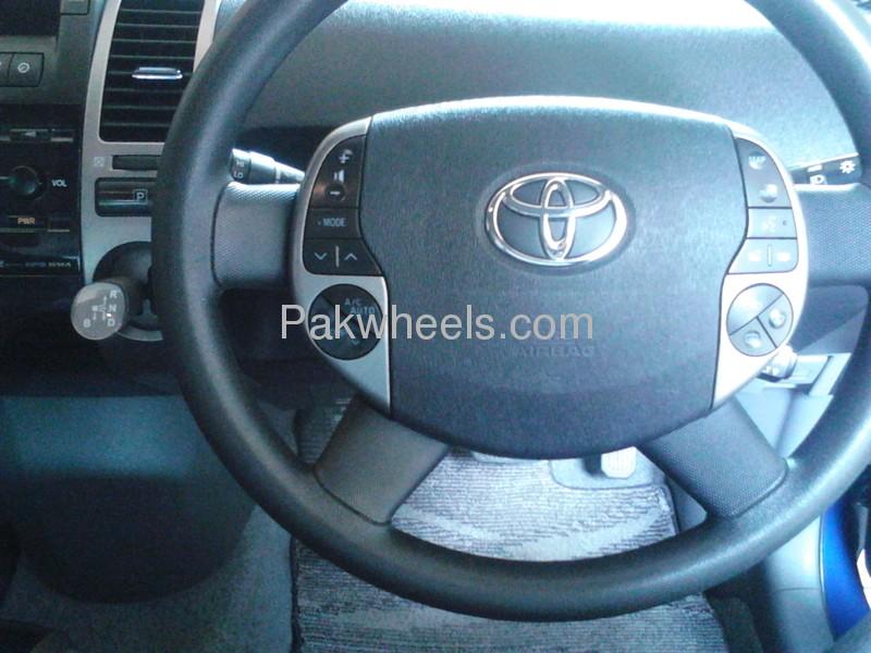 Toyota Prius S 10TH Anniversary Edition 1.5 2008 Image-6