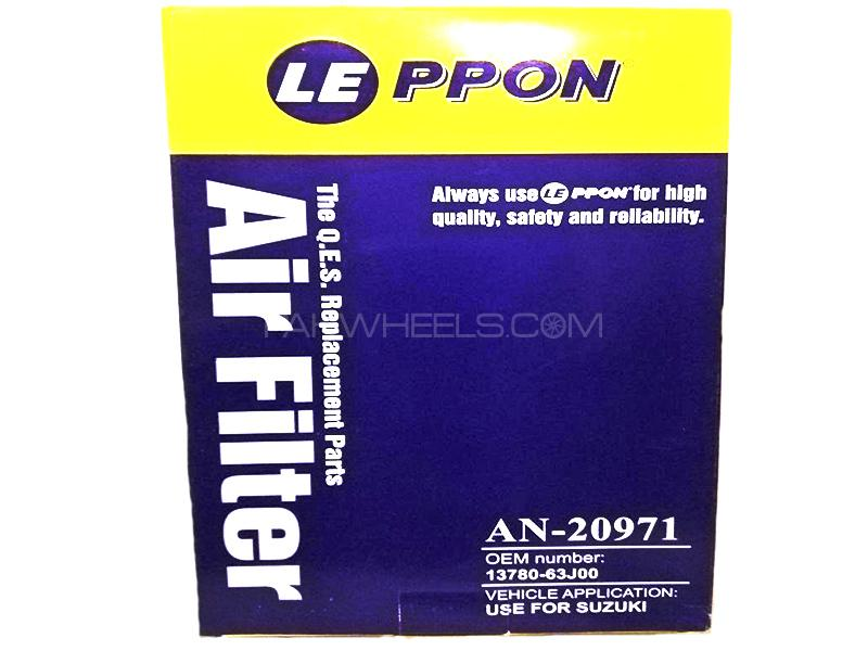 Leppon Air Filter For Toyota Corolla 2009-2014 Image-1