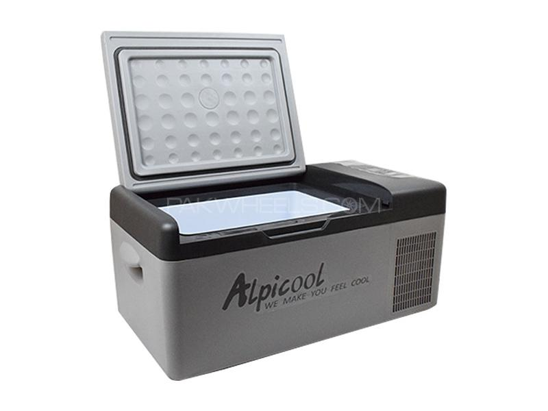 Universal Portable Alpicool Fridge - C15 Image-1