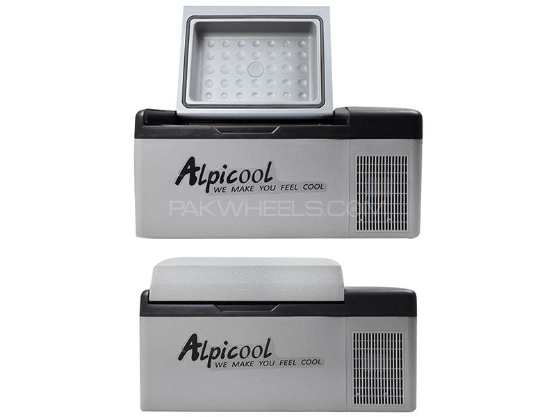 Universal Portable Alpicool Fridge - C20 Image-1