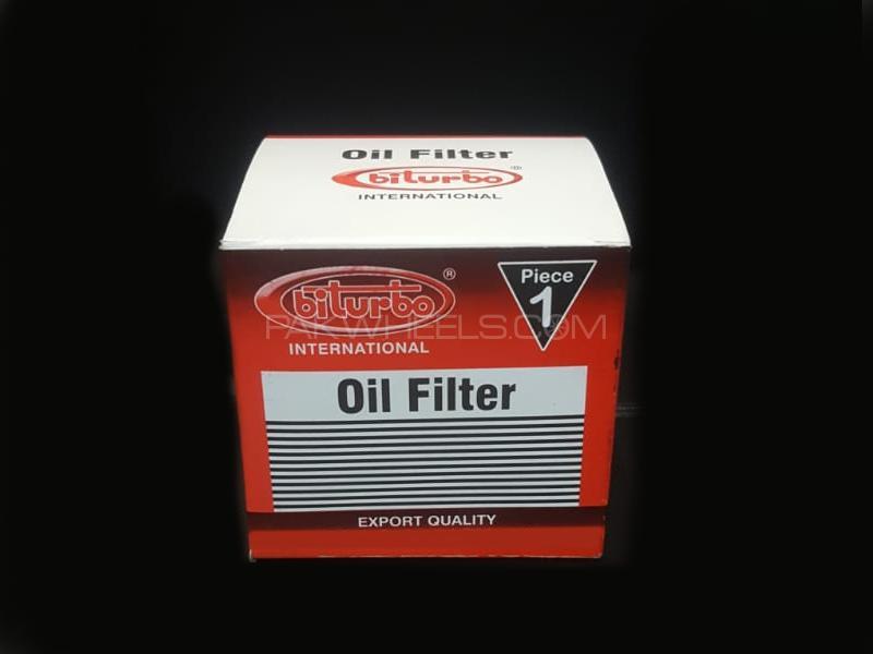 Biturbo Oil Filter For Suzuki Mehran 1988-2012 Image-1