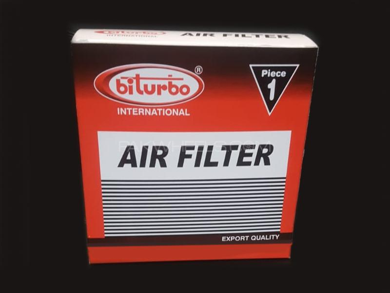 Biturbo Air Filter For Toyota Corolla 2002-2008 Image-1