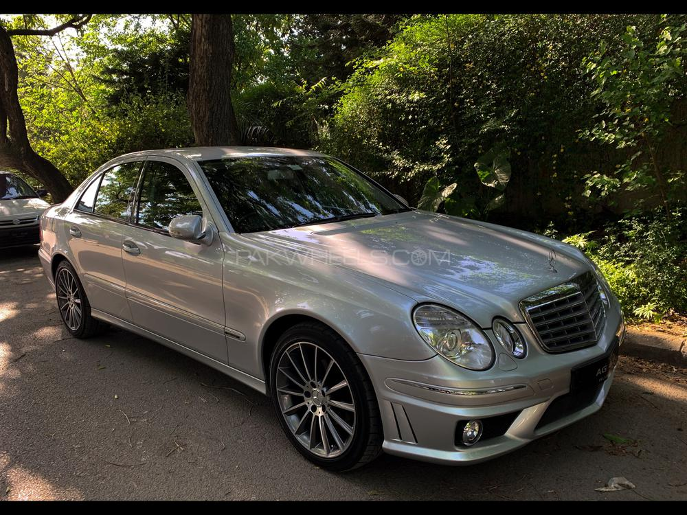 Mercedes Benz E Class E200 2006 For Sale In Islamabad