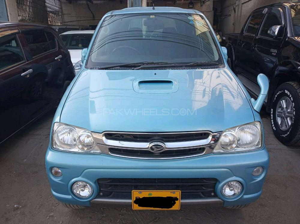 Daihatsu Terios Kid L 2011 Image-1