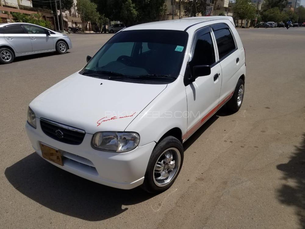 Suzuki Alto Lapin X 2003 Image-1