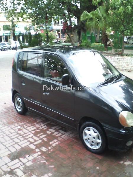Hyundai Santro Club 2001 Image-2
