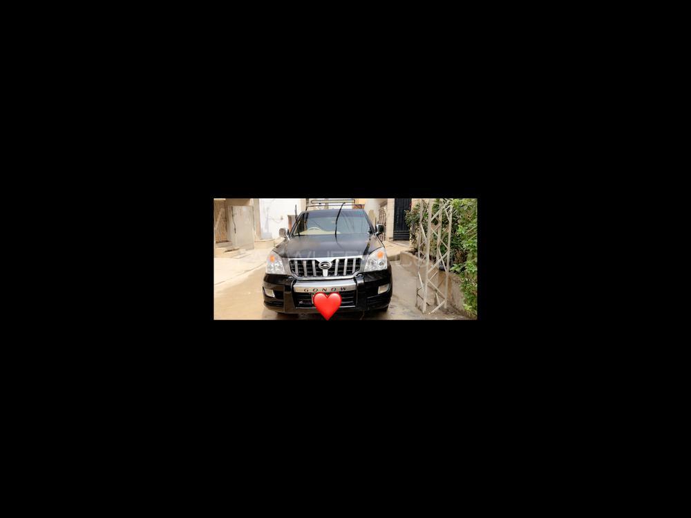 Sogo Pickup 2006 Image-1