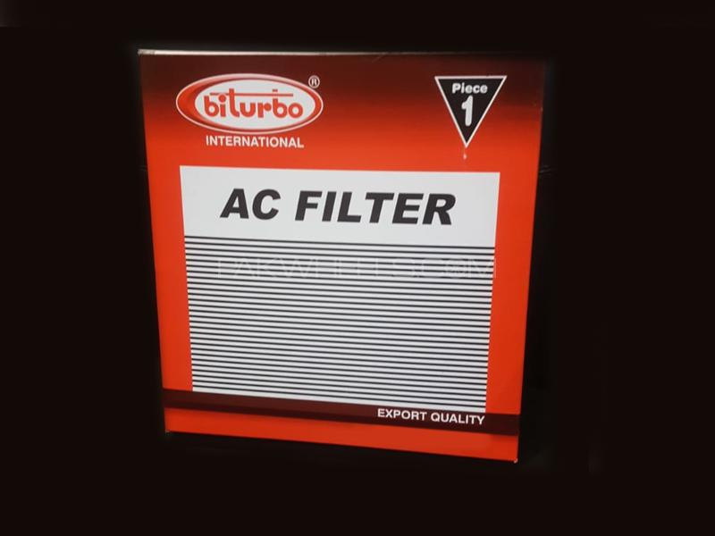 Biturbo Ac Filter For Toyota Corolla 2009-2012 Image-1