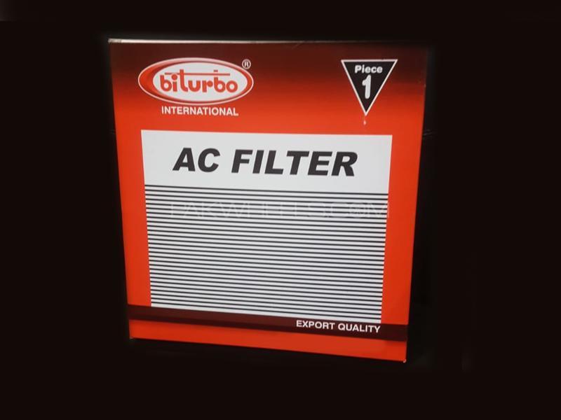 Biturbo Ac Filter For Toyota Vitz 2014-2018 Image-1