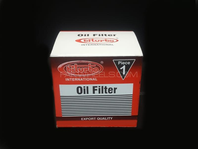Biturbo Oil Filter Toyota Hilux Vigo 2006-2015 Image-1