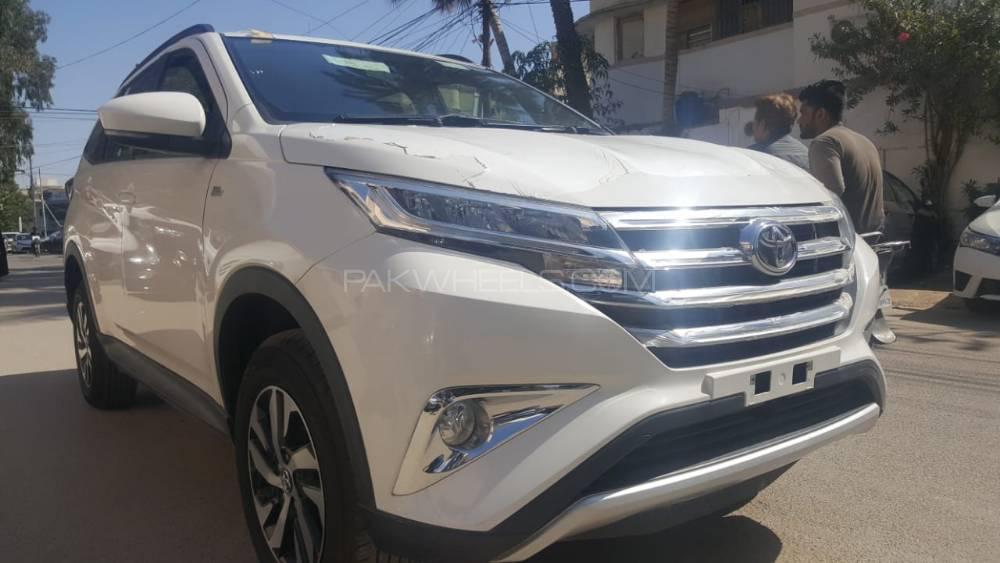 Toyota Rush G M/T 2018 Image-1