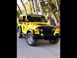 Jeep Wrangler 1990 For In Gujranwala