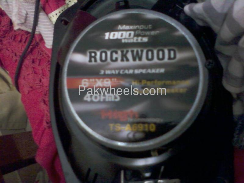 Rockwood Car Speakers For Sale. Image-1