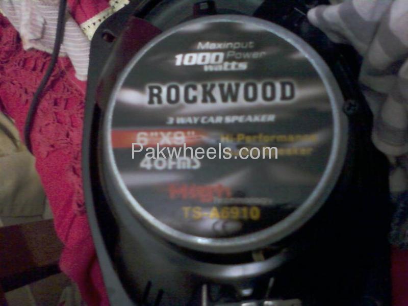 Rockwood Car Speakers For Sale. Image-1