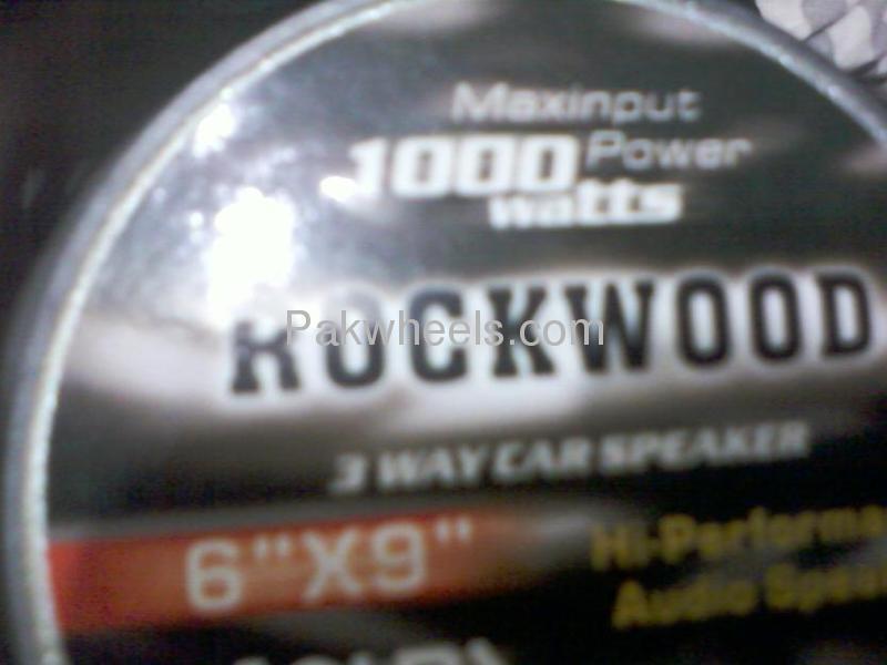 Rockwood Car Speakers For Sale. Image-5
