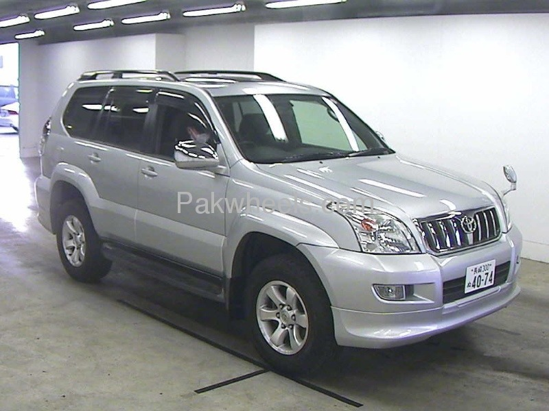 Toyota Prado TX 2.7 2008 Image-1