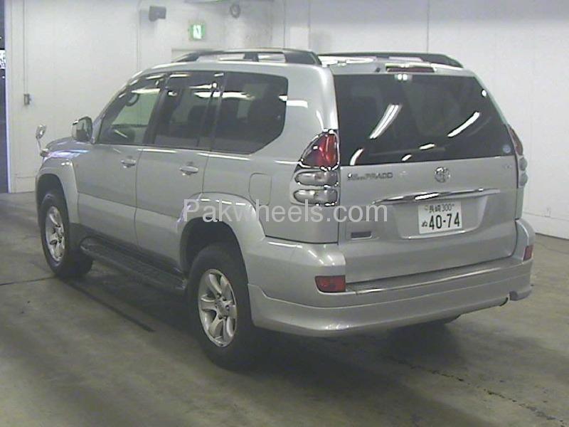 Toyota Prado TX 2.7 2008 Image-2