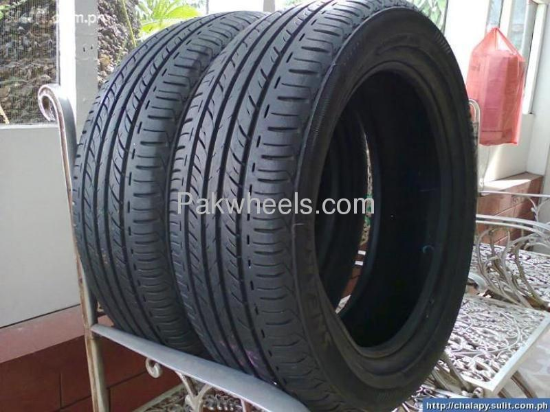 Tyres set 21565R15 Bridgestone for Sale. Image-1
