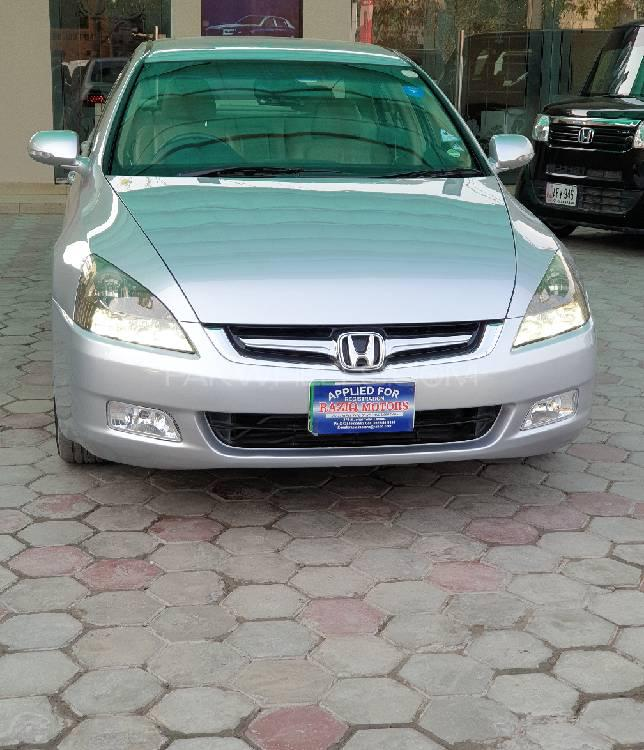 98 Honda Accord Coupe For Sale: Honda Accord 24TL 2008 For Sale In Lahore