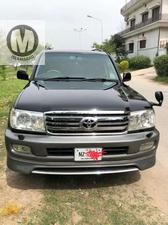 Used Toyota Land Cruiser VX Limited 4.2D 2006