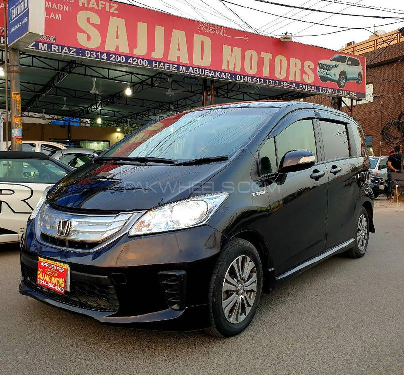 Honda Freed G AERO HIGHWAY EDITION 2012 Image-1