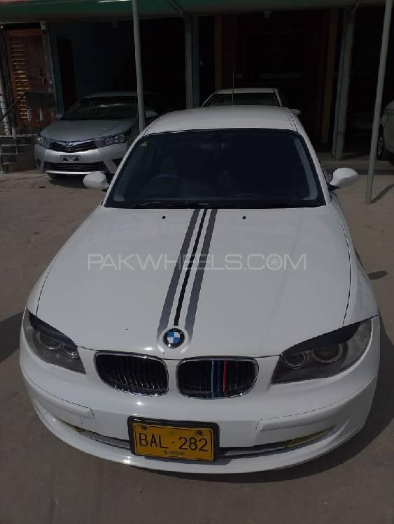 BMW 1 Series 116i 2008 Image-1