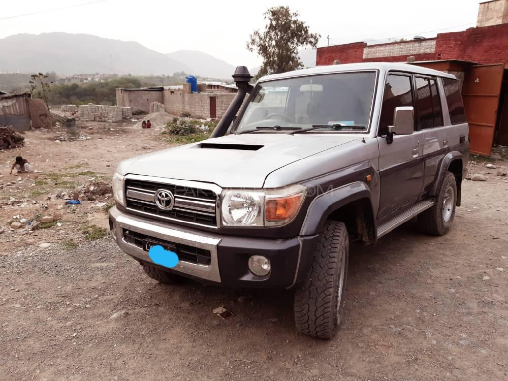 Toyota Land Cruiser GX 4.2D 1994 Image-1