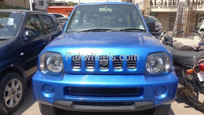 Suzuki Jimny 2008 Image-1
