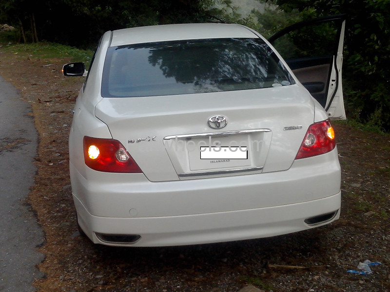 Toyota Mark X 250G F Package 2005 Image-9