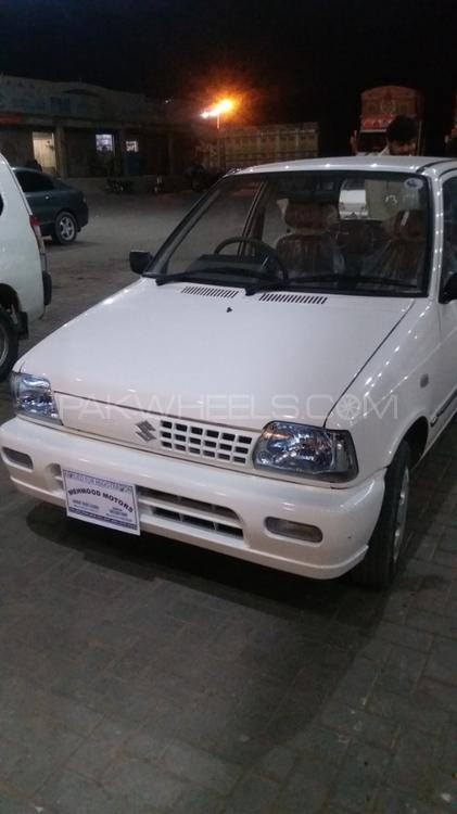 Suzuki Mehran 2019 Image-1