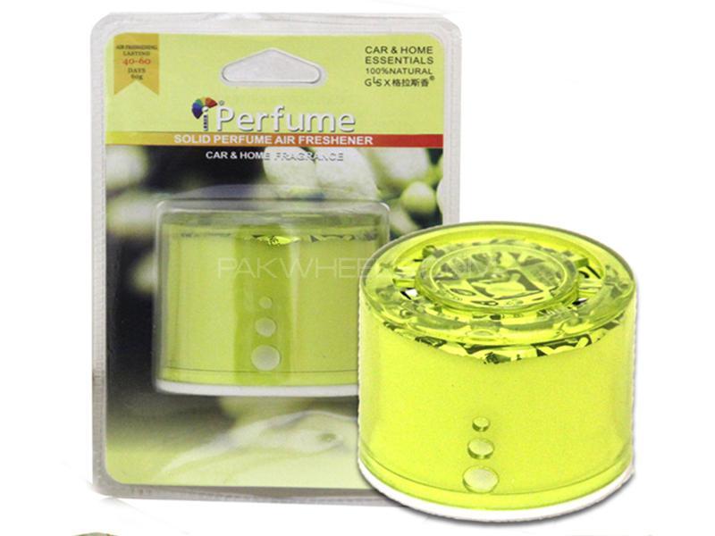 I Perfume Car Dashboard Gel - Jasmine Image-1