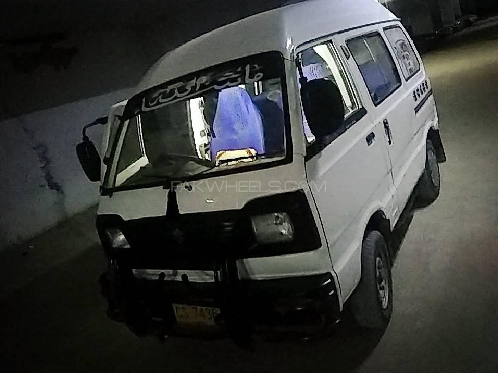 Suzuki Bolan VX (CNG) 2008 Image-1