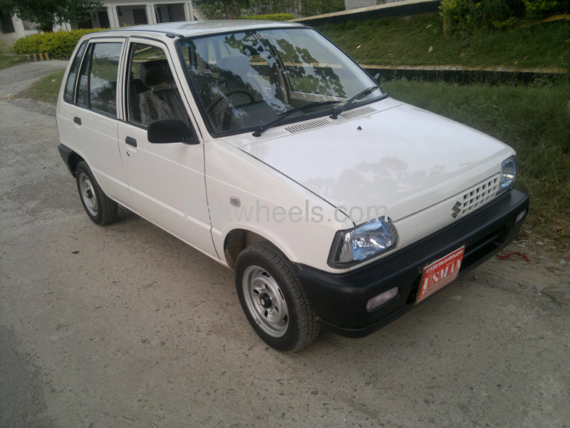 Suzuki Mehran VX Euro II 2013 Image-2