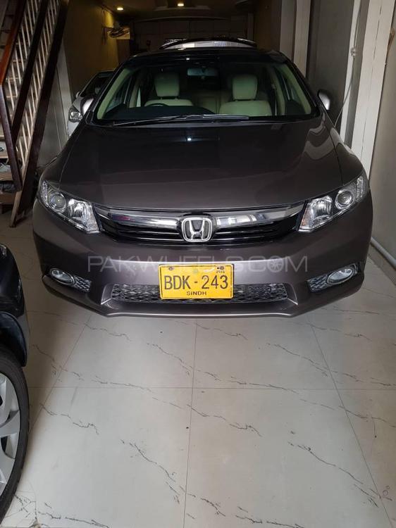 Honda Civic 2015 For Sale In Karachi Pakwheels Honda Civic Vti