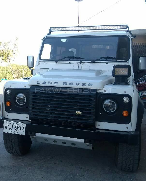 Land Rover Defender 90 SW 2006 For Sale In Islamabad