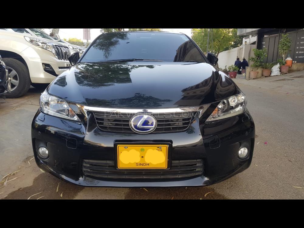 Lexus Ct200h For Sale >> Lexus Ct200h F Sport 2013 For Sale In Karachi Pakwheels