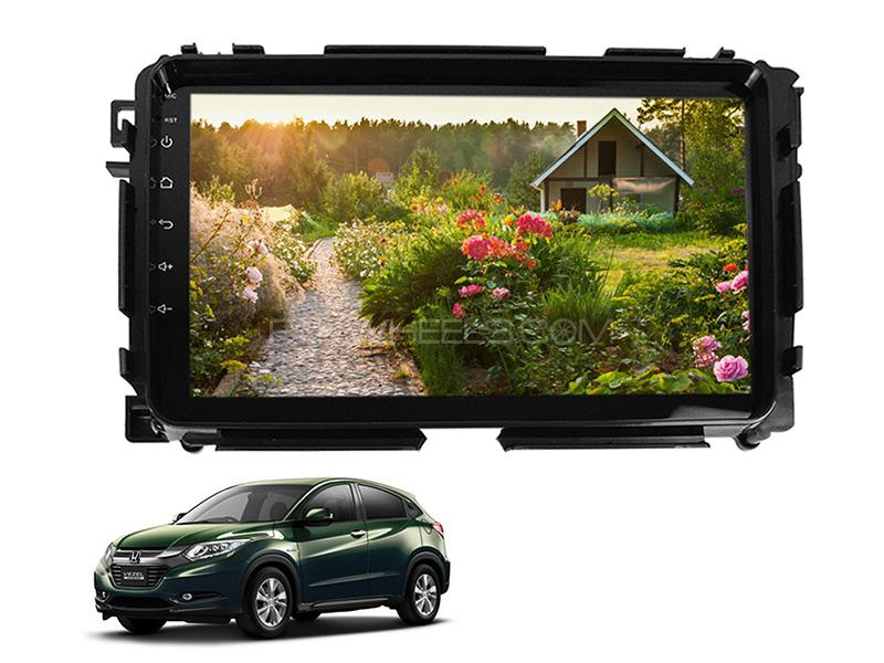 Wellfire Android Player For Honda Vezel 2013-2019 Image-1