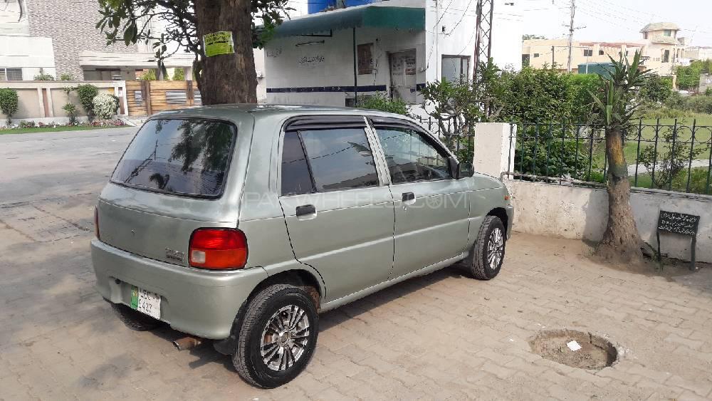 Daihatsu Cuore CX 2009 Image-1