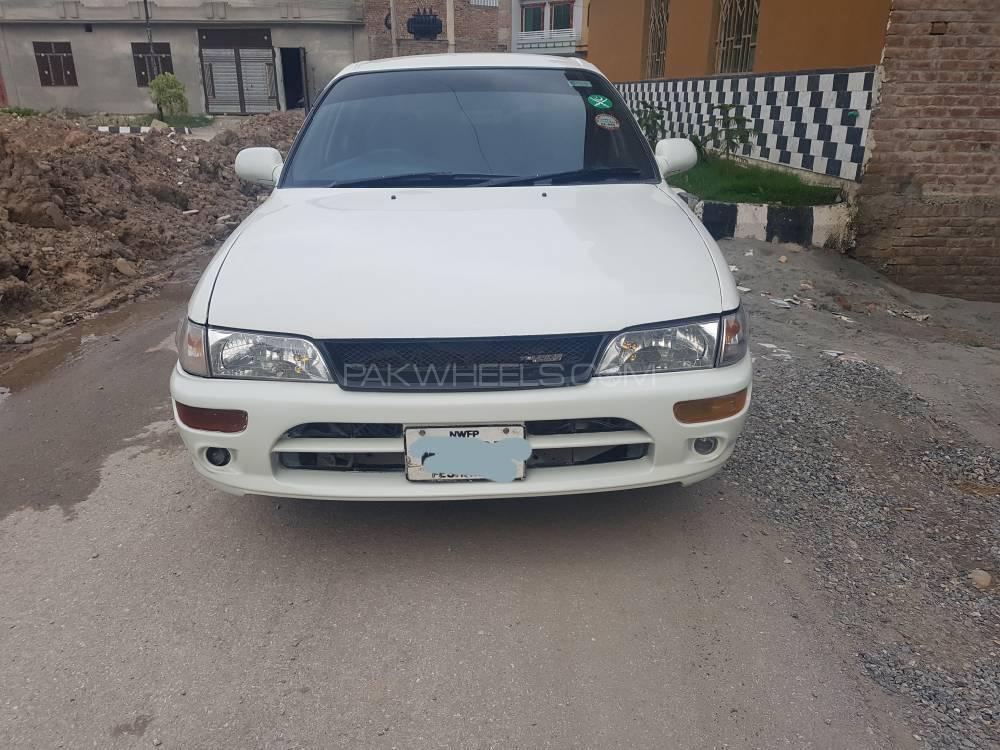 Toyota Corolla SE Limited 2000 Image-1