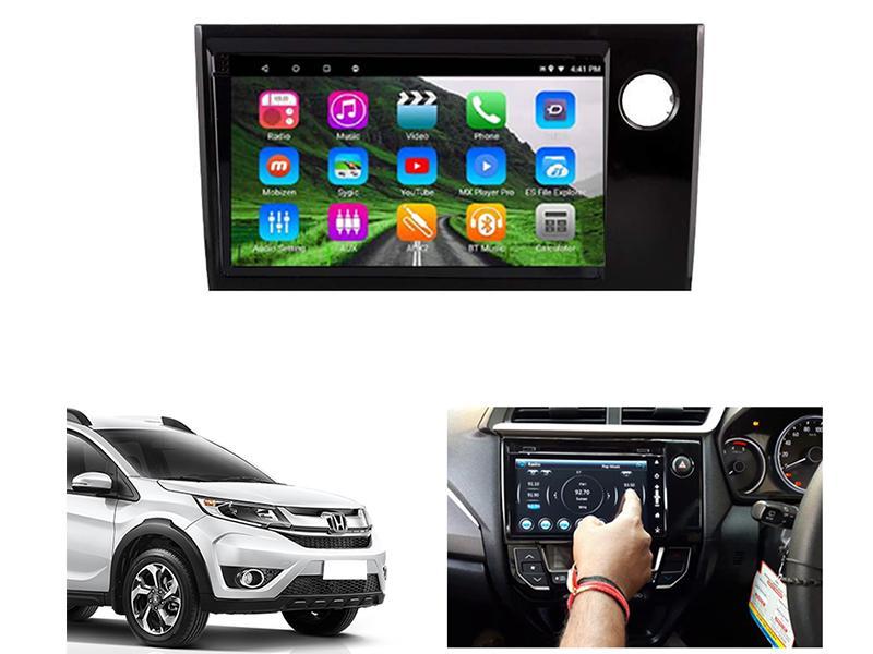 Wellfire Android Player For Honda BR-V 2017-2019 in Karachi