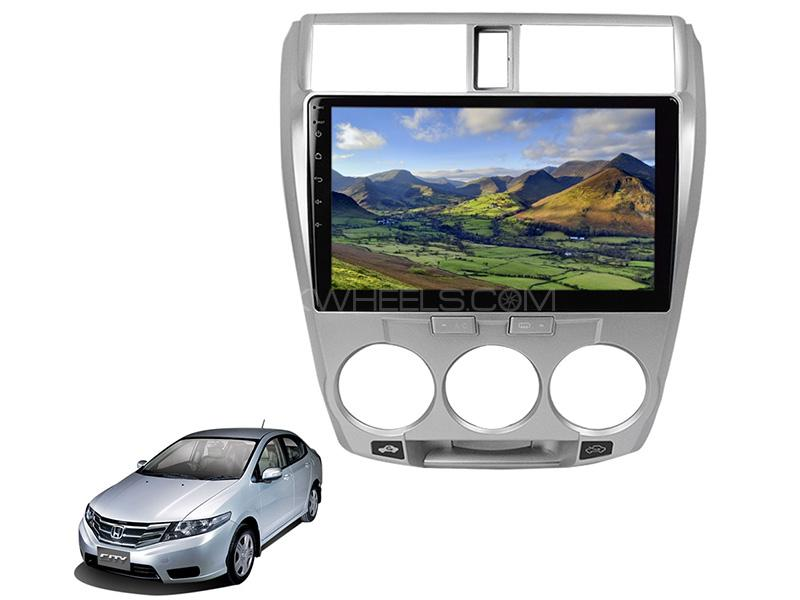 Wellfire Android Player For Honda City 2009-2020 Image-1