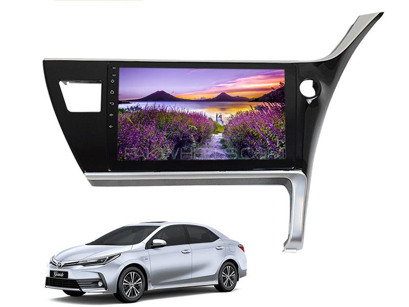 Toyota Corolla Facelift Vellfire Android Player Head Unit For 2017-2019 Image-1