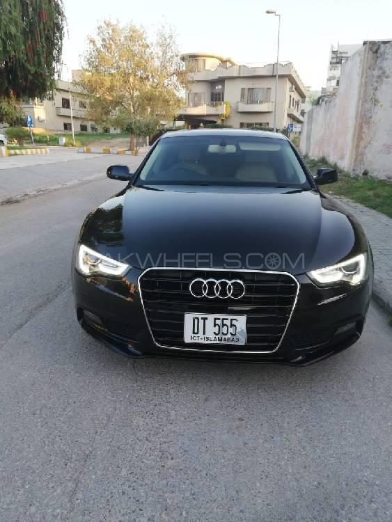 Audi A5 1.8 TFSI 2014 Image-1