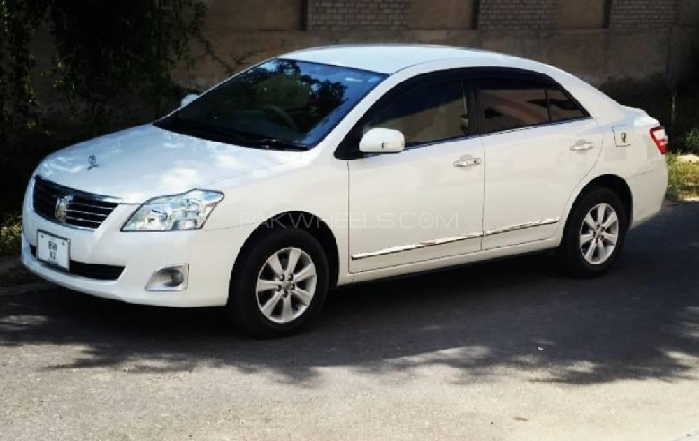 Toyota Premio X 1.8 2012 Image-1