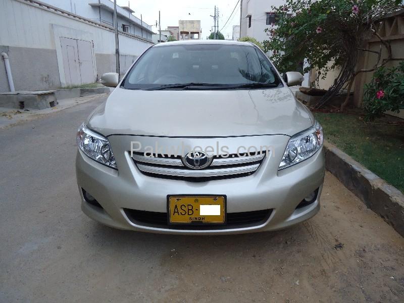 Toyota Corolla GLi 1.3 VVTi 2009 Image-3