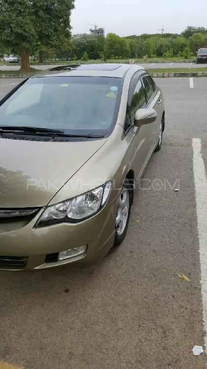 Honda Civic 2011 For Sale In Islamabad